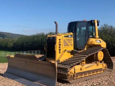 Towens new CAT D6 Blade Machine