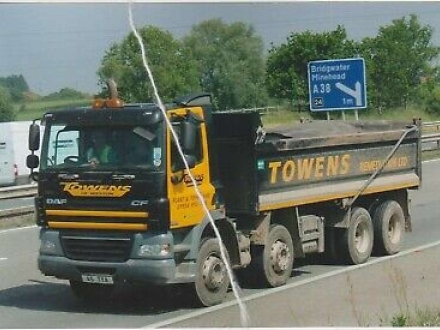 Towens Tippers then and now